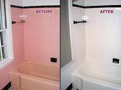 Paint For Bathroom Tiles. Bathtub Refinishingcountertop Resurfacingreglazing Durable Any Surface No Replacing