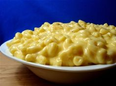 Super quick, easy mac and cheese
