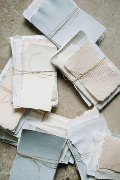 Paper Bits , Handmade Paper - Signora e Mare, Signora e Mare - 5