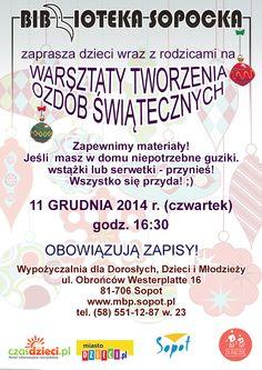 Ozdoby świąteczne ;)  #library #sopot #biblioteka #mbpsopot