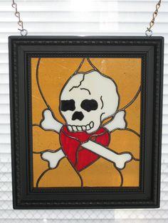 sailor jerry skull and crossbones  Sailor Jerry Skull Tatt...