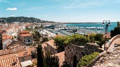 12 Places to Explore Cannes Beyond the Beach and La Croisette Provence, Images Instagram, La Croisette, Antibes, Fishing Villages, French Riviera, South Of France, Cannes Film Festival, Great Places