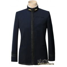 Imperial Japanese Navy First Tunic (Blue Tunic)