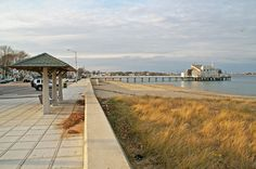 wollaston beach quincy MA | Panoramio - Photo of Wollaston Beach, Quincy
