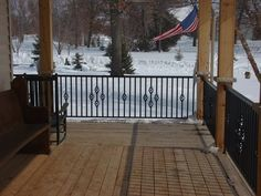 Metal Railings for Decks | Recent Photos The Commons Getty Collection Galleries World Map App ...