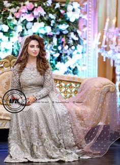 Pakistani Bridal Makeup, Pakistani Wedding Outfits, Bridal Lehenga, Indian Bridal, Latest Bridal Dresses, Bridal Outfits, Pakistan Bride, Pakistan Wedding, Walima Dress