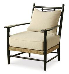 Westhampton Rush Arm Chair...Sweet!