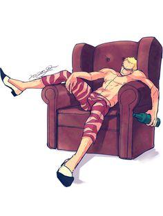 One Piece/Donquixote Doflamingo