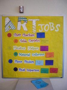 Art Room Jobs   # Pin++ for Pinterest #