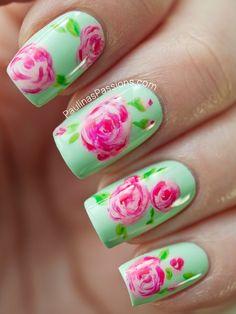 Romantic Roses - Paulina's Passions