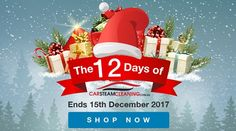 """Celebrate Xmas with our customers. Check out """"The 12 Days of Car Steam Cleaning"""" promotion. Ends 15th December 2017.   #xmas #xmas2017 #xmasoffers #xmaspromotion #carsteamcleaning"""