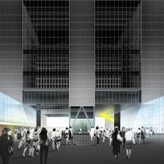 the hague Architecture Office, Architecture Drawings, The Hague, Architecture Sketches, Architectural Drawings, Architectural Sketches, Technical Drawings
