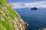 The Skellig Islands,  County Kerry's coast boast some of Ireland's most important religious monuments