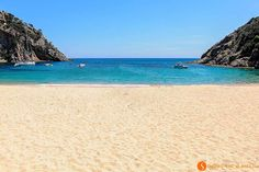 Top 20 Costa Brava hidden places, the secret places Hidden Places, Secret Places, Beautiful Sunset, Beautiful Beaches, Cool Places To Visit, Places To Go, Secluded Beach, Blog Voyage, Spain Travel