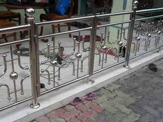 Balcony grill design stair railing balcony grill design cool anti rust stainless steel balcony grills at rs stainless steel balcony grill at cable railing design terrace grills Ss Balcony Grill …