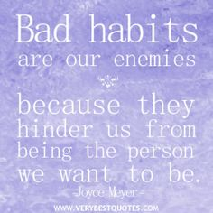 Your Habit Will Change Your Future
