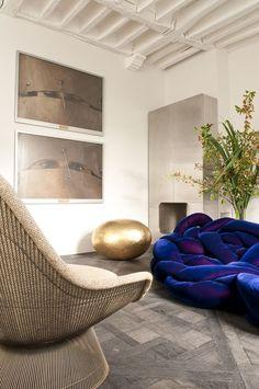 Serenity now. Xk #kellywearstler #lapis #myvibemylife #blue #color #decor