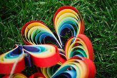 Rainbow Wedding - Rainbow Wedding Ideas | Wedding Planning, Ideas & Etiquette | Bridal Guide Magazine