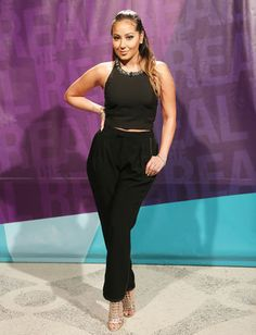 Style Breakdown: Feb. 16 – Feb. 20, 2015 - The Real Talk Show Photo Gallery