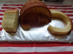 Edoardosaurus-Rex Dinosaur Cake!