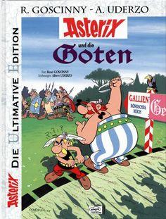 Astérix und die Goten / text von Rene Goscinny ; Zeichnungen von Albert Uderzo