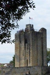St Emillion 33 tour du Chateau du Roy