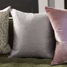 The Pillow Collection Acker Solid Throw Pillow | AllModern