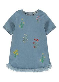 Op zoek naar Stella McCartney Bess denim jurk met borduursels ? Ma t/m za voor 22.00 uur besteld, morgen in huis door PostNL.Gratis retourneren.
