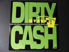 ADVENTURES OF STEVIE V - DIRTY CASH / 1989