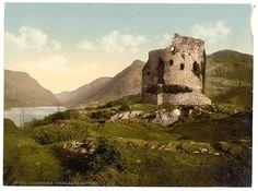 Dolbadarn Castle, Llanberis, Wales  c1890