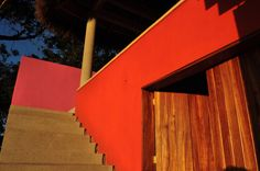 homage to Barragan. #mexican architecture, #geometry, #color