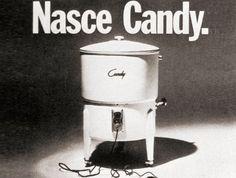 Vývoj spotřebičů Candy, které pro vás vyrábíme s láskou tak, aby vám ušetřily čas a práci. Drip Coffee Maker, Washing Machine, Kitchen Appliances, Grande, Shopping, Gas Stove, Washer And Dryer, Vintage Ads, Diy Kitchen Appliances