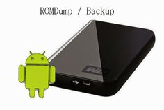 How To Dump / Backup ANY Android ROM