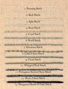 Ombre Sampler Guide by needle    http://needleandcloth.wordpress.com/2013/01/28/ombre-embroidery-sampler-tutorial/#