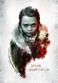 The Stark girls by Loles Romero | Illustration | 2D | CGSociety