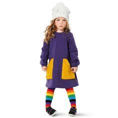 Pattern Birch Street Clothing SWEATSUIT ONEPiece Banana Pocket Clothing Kids