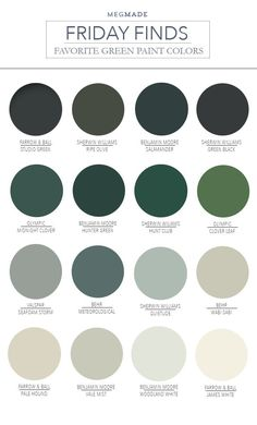 So the search is on! I told you I was leaning towards green for our master bedro. So the search is on! I told you I was leaning towards green for our master bedroom, but the world of green, I now know, is a very big one! Do I want dark? Is that going to Green Paint Colors, Bedroom Paint Colors, Paint Colors For Living Room, Paint Colors For Furniture, Green Bedroom Colors, Sage Green Paint, Sage Green Walls, Green Wall Color, Boy Nursery Colors