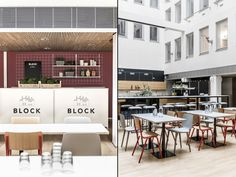 Block by Dylan Restaurant by Suvi Maria Silvola & Laura Seppänen, Helsinki   Finland restaurant