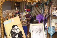 Collectibles at Paris Flea Market December Event