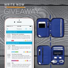Our Write Now Giveaway is going on now! Enter to win @thisisground case, our apps + a free iPhone 6s - our prize valued at over $900. #giveaway #iphone6s http://wshe.es/eTzHMJ2S