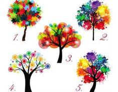 Test: stačí si vybrat strom a dozvíte se o sobě zajímavé podrobnosti! Character Of A Person, Mighty Oaks, Apple Tree, Greenery, In This Moment, Shapes, Creative, Blog, Tatoo
