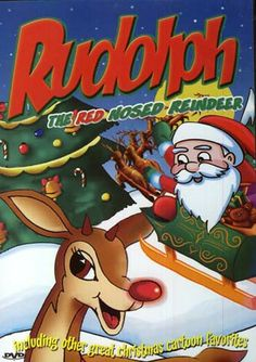 Rudolph the Red-Nosed Reindeer And Other Christmas Cartoon Favorites |  Reindeer, Other and The o'jays
