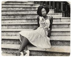 West Indian Beauty Pageants. London, 1963 - 80Photo credit:Raphael Albert  viahttp://imagebank.autograph-abp.co.uk