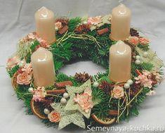 украшения для рождественских венков