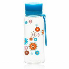 Ecozz Waterfles -  Sixties. Water Bottle, Water Bottles