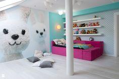 www.minimoo.pl - zdjęcie od MINIMOO Architektura Wnętrz - Pokój dziecka - Styl Minimalistyczny - MINIMOO Architektura Wnętrz