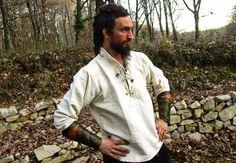 Gantelet viking, accessoires GN, costume, armure, gauntlet, LARP de la boutique CreArtNoMade sur Etsy