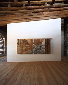 "Pace Gallery - ""Pace Chesa Büsin"" - Zhang Huan"