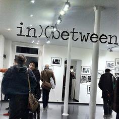 Vernissage #inbetweengallery#expo #exhib#photo#japan#osaka