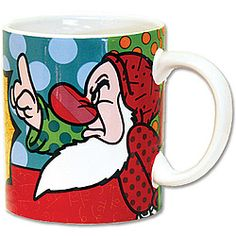 Disney® Grumpy Britto Mug
